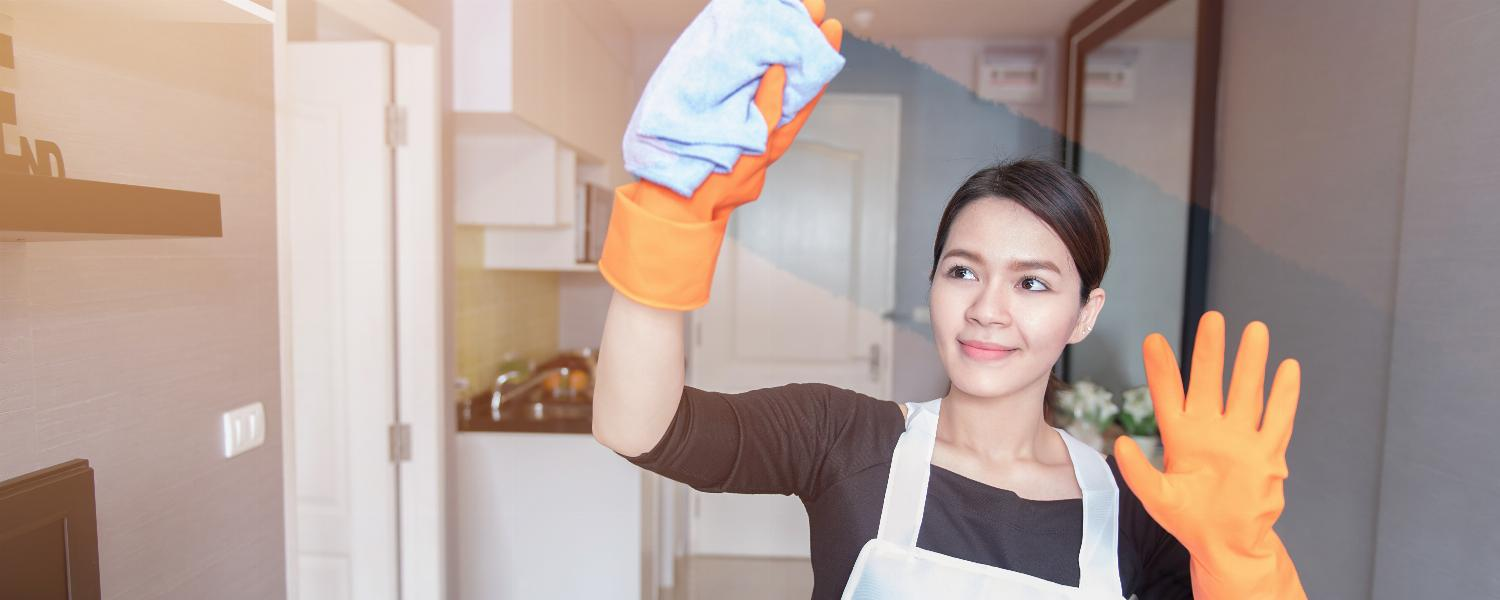 banner of Considering Maid Services For Your Home? Get Your Questions Answered