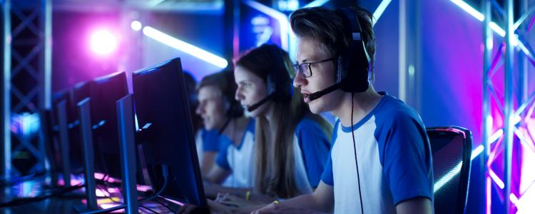 main of ESports Continue to Explode In Popularity
