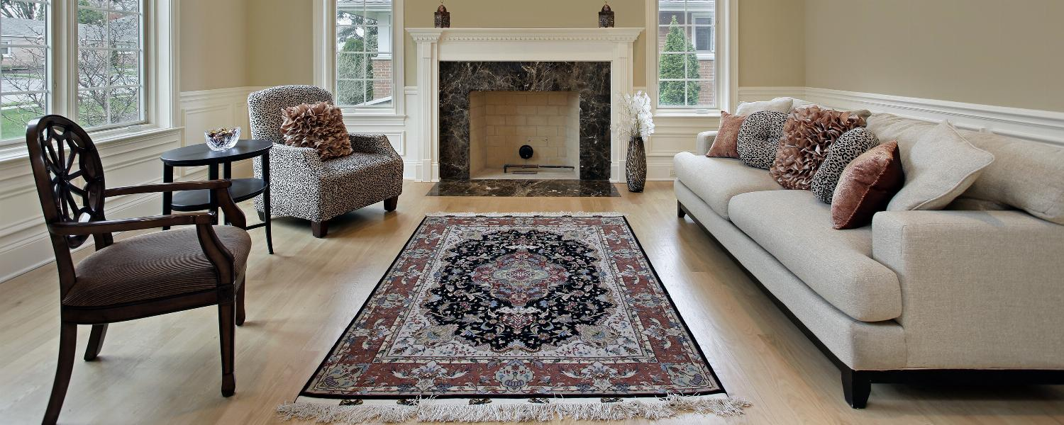 banner of Rugs and Carpets Are Attractive and Serve a Purpose