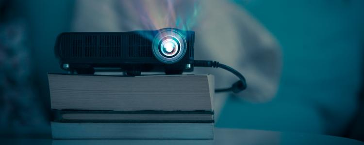 main of A Projector Could Be the Perfect Fit in Your Media Room