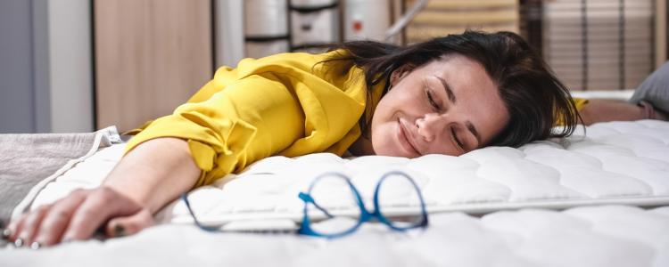 main of An Incredible Mattress Is the Start to Better Sleep