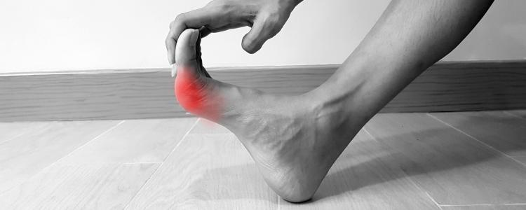main of Sufferers From Gout Often Deal With Troublesome Pain