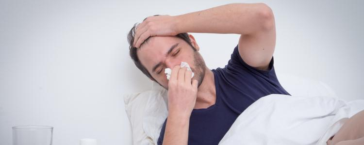 main of veryone Catches The Common Cold Every Now and Then (yellowise)